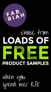 Click here to see the free samples we are currently offering with every order over £15