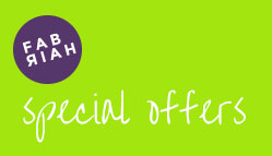 Special Offers at fabriah