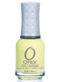 Orly Nail Polish Lemonade