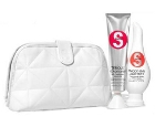 TiGi S-Factor Serious Lustre & Limited Edition Beauty Bag