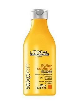 Hair Shampoo|Hair Lotion L'Oreal Professional Solar Sublime After-Sun Shampoo