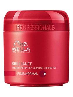 Wella Professionals Care - Brilliance Treatment Mask - Fine